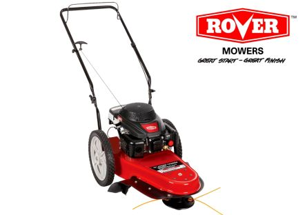 ROVER Lawn Mowers Wheeled String Trimmer wss 001